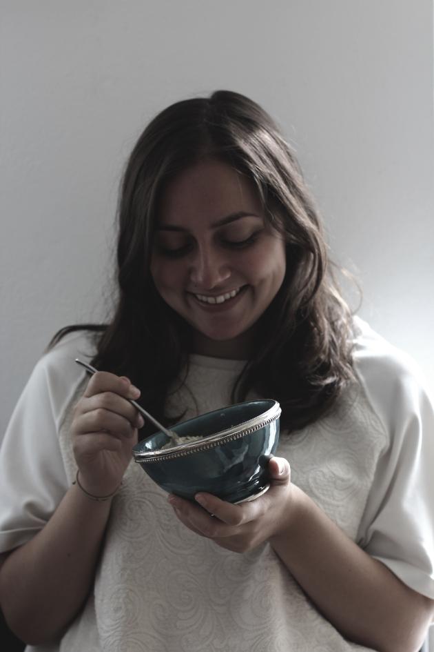 Nadine Reyhani, Foodblog