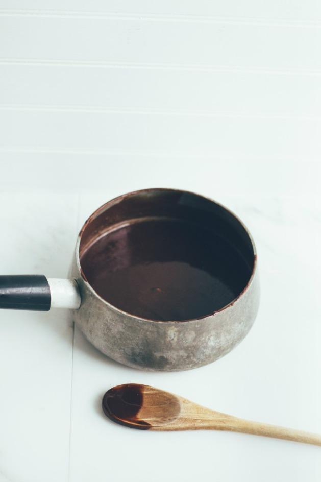 Chocolate Pudding Cake | Vanilla Bean Blog