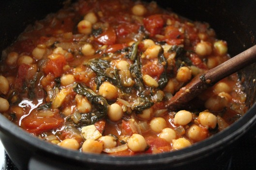 chickpea curry