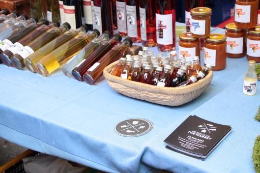 jams, vinegar and redesign the market fyler