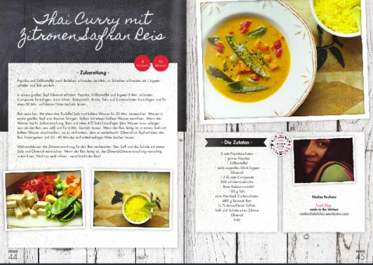 AMA Foodblog Award 2013