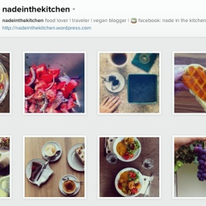 Instagram Foodblog