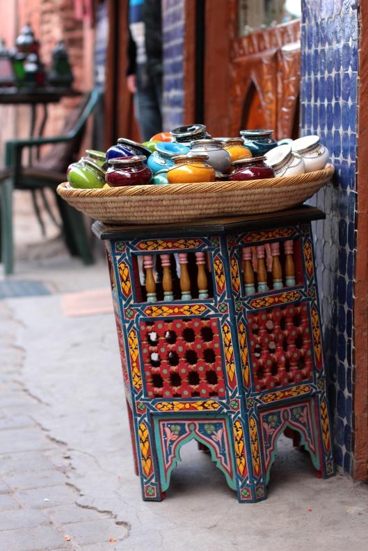 Souk of Marrakesh