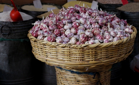 Garlic en masse