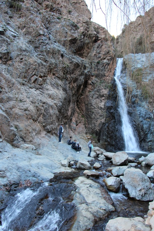 The first Cascata