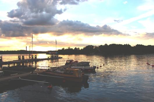 Island near Stockholm