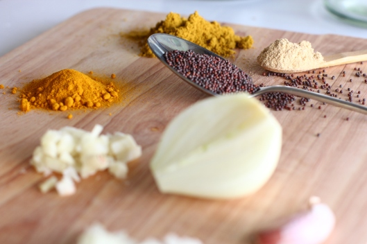 spices for curry