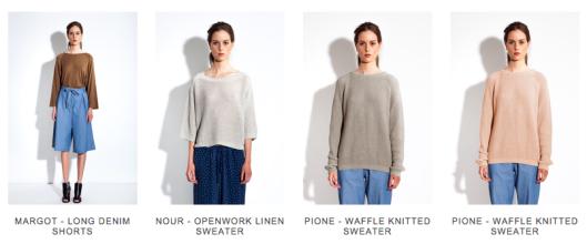 MASKA - Fair Clothing Online Shop