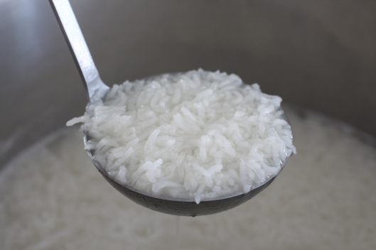 Rice for Sholeh Zard