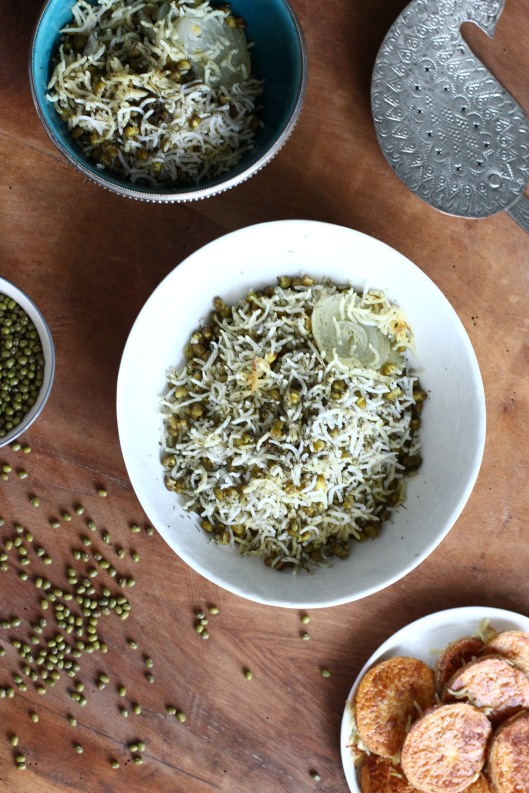 Persian Mixed Rice Recipe