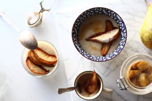 austrian semolina porridge